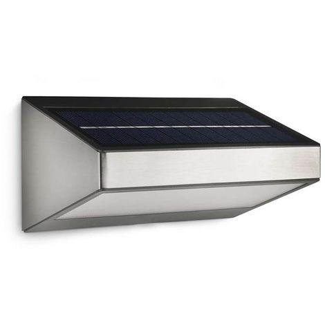 """Aplique Exterior Solar """"Greenhouse"""" 178104716"""