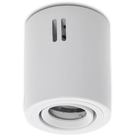 Aplique GU10 Blanco (Sin Lámpara) Alivia [HO-APL-GU10-004-W] | Sin Bombilla/Ver Accesorios (HO-APL-GU10-004-W)