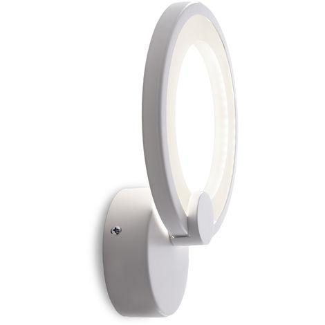 Aplique LED 12W 1200Lm Blanco Emma [HO-WL-103-12W-W-W]