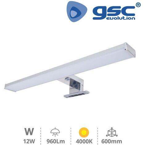 Aplique LED baño Chennai 12W 4000K IP44