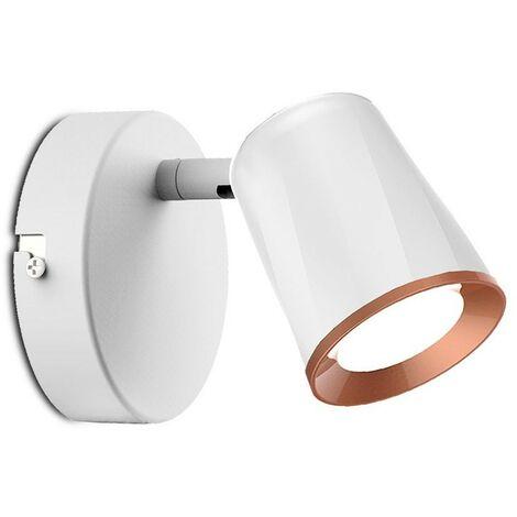 Aplique LED Blanco Interior 6W 480 Lúmenes