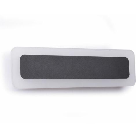 Aplique led de pared luz blanco cálido 20 W WL-SQUARE