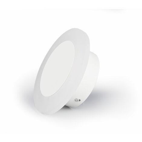 Aplique led de pared luz blanco cálido 6 W WL-MOON