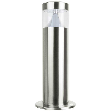 Aplique LED de Suelo 7W 450lm Exterior IP44 Aluminio Mate 7hSevenOn Outdoor
