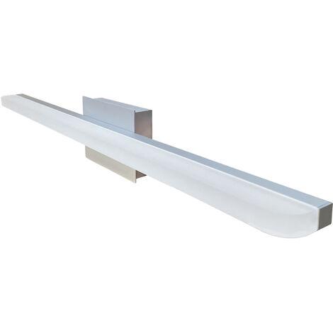 Aplique Led para baño 13W 4000°K 800Lm IP44 85cm (F-Bright 2084117)