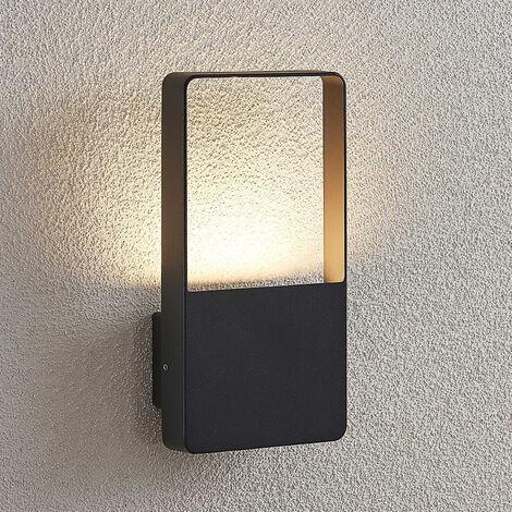 Aplique LED para exterior Palina, 1 luz