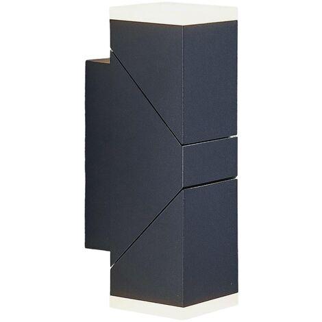 Aplique LED para exterior Sally, 2 luces