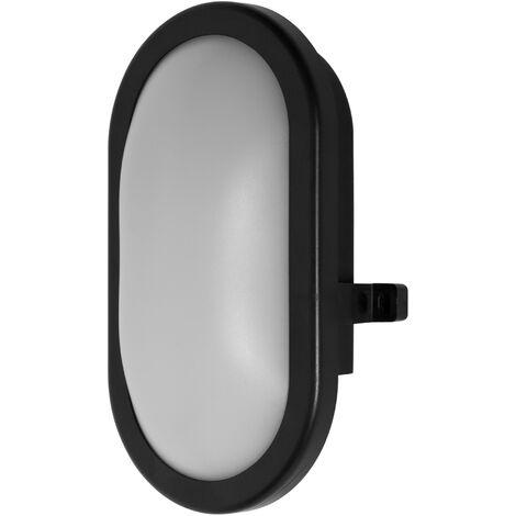 Aplique LED Pared 11W 4000K Luz Neutra Negro LEDVANCE