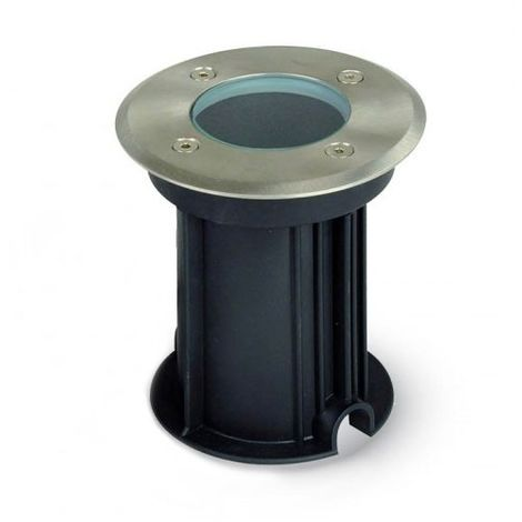 Aplique led Premium empotrable suelo circular IP65 para bombilla GU10