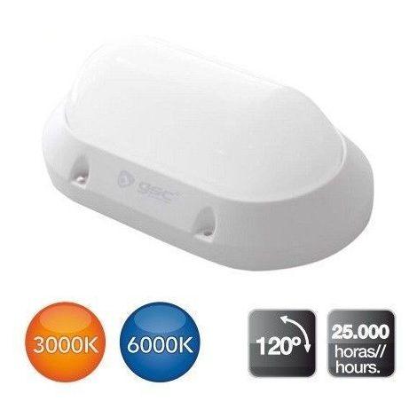 Aplique ovalado de LED 7W 450 lm GSC 0702161