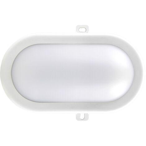 APLIQUE OVALADO LED BLANCO LUXFORM