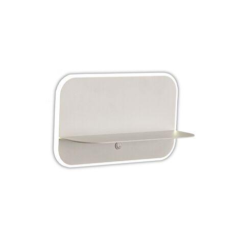 Aplique pared 2 puertos USB para cargadores | Negro - 0