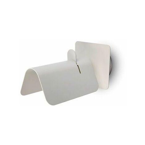 """main image of """"Aplique pared para dormitorio moderno blanco"""""""