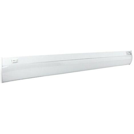 Aplique regleta LED de baño 22W 1760Lm - Blanco