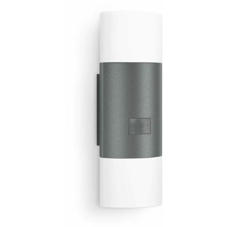 Aplique sensor LED parte superior/inferior Steinel L 910 Antracita
