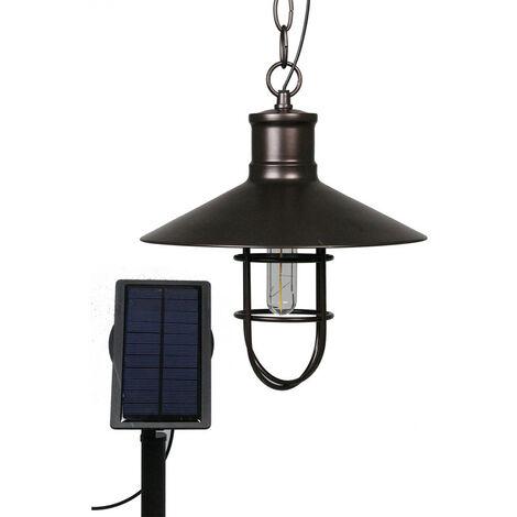 Aplique Solar LED Caledon Luxform