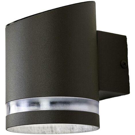 Aplique solar para exterior Melinda con LED