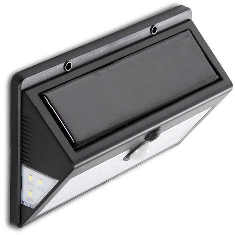 Aplique Solar Sensor 2 X 8W | Blanco Frío (GG-V684)
