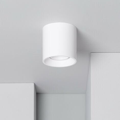 Aplique Techo Cuarzo PC Blanco Smart WiFi Regulable RGBW 4W Blanco - Blanco