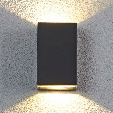 ApliqueLED para exterioresJale de aluminio