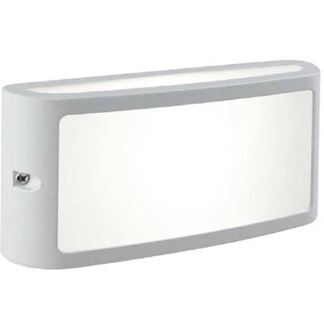 Apliques de exterior Sovil PANTALLA con LED de 10W 4000K Blanco 99500/02