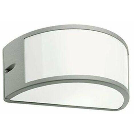 Apliques Sovil de Umbría de aluminio 1XE27 pared IP44 473/72
