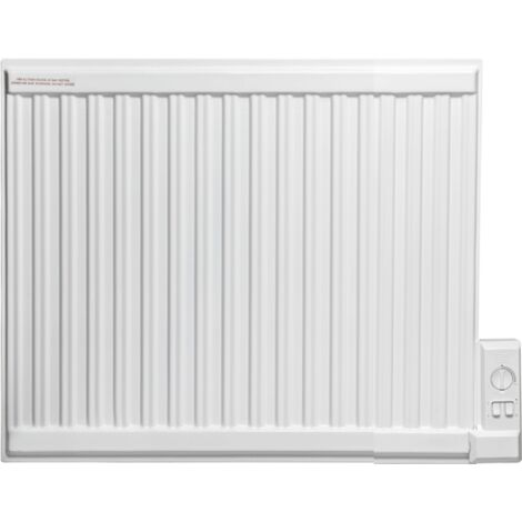 APO eco Oil Filled Electric Thermostatic Wall Mounted Radiator