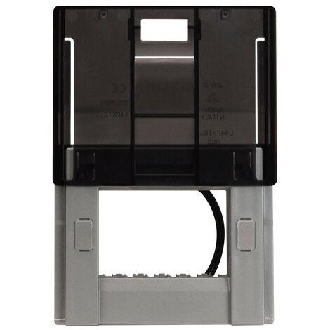 Apoyo a la Armadura de 3 formas para placas de Ave Táctil deslizante 44ATC03ALS de Aluminio
