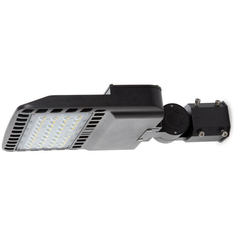 Apparecchio LED IP66 100W 130Lm/W Lumileds 3030 Driver Meanwell Regolabile ELG 0-10V | Bianco Freddo (GMD-STL05-100W-CW)
