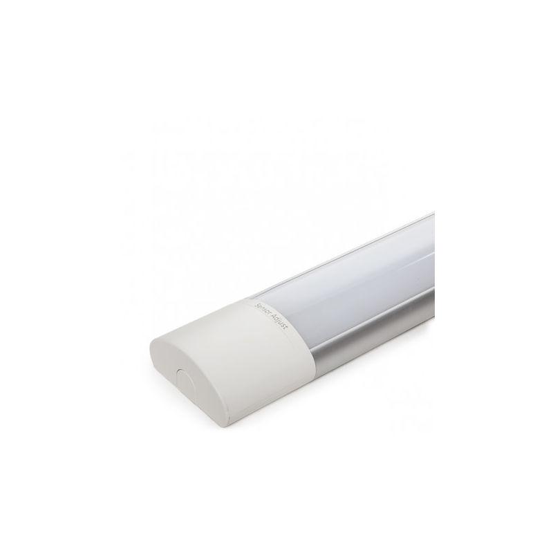 Apparecchio LED Lineal Superfice 1500Mm 60W 120Lm/W 30.000H Rilevatore Di Movimento | Bianco Naturale (SL-L3L-CDT432L60-120-D-W) - GREENICE