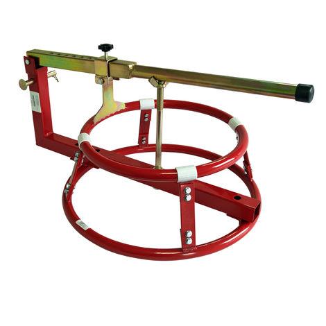 Apparecchio per montaggio pneumatici 17-21 pollici Aiuto al montaggio pneumatici Motocicletta