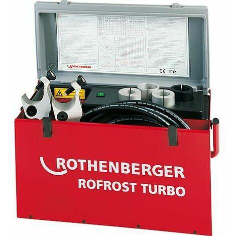 Appareil de congélation des tubes ROFROST TURBO