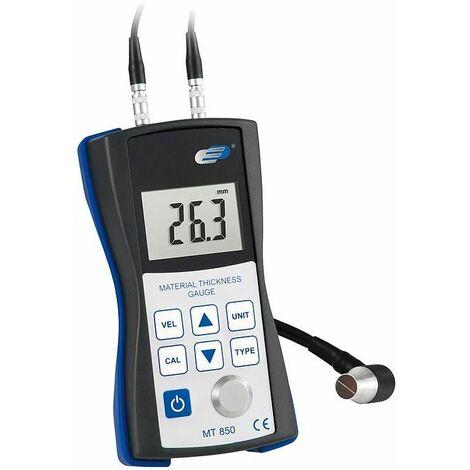 Appareil de mesure a ultrason pour la résistance du matériel Mt 850