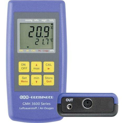 Appareil de mesure de loxygène Greisinger GMH3692