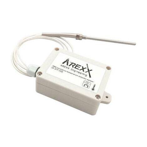 Appareil de mesure de température Arexx IP-PT100 -200 à +400 °C sonde Pt100 1 pc(s)