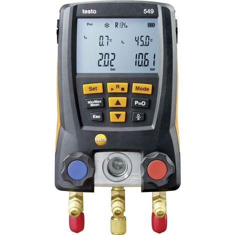 Appareil de mesure des liquides réfrigérants testo 549 0560 0550 1 pc(s)