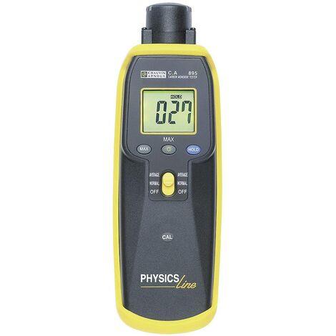 Appareil de mesure du monoxyde de carbone Chauvin Arnoux C.A 895 P01651001Z 0 - 1000 ppm 1 pc(s)