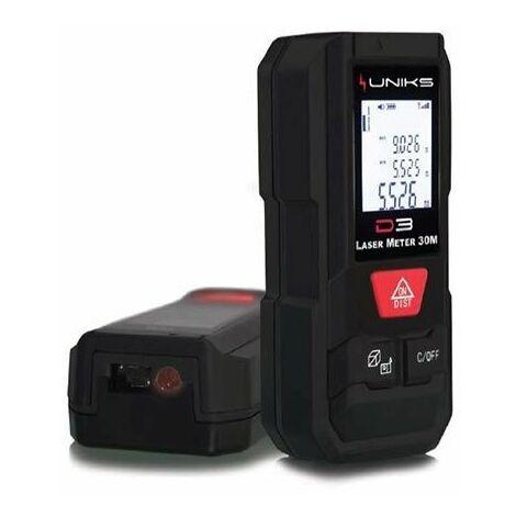 Appareil de mesure du volume mètre laser 30M Uniks D3