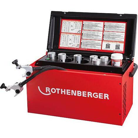 Appareil elect. de congelation des tubes, Rothenberger Rofrost Turbo R290 jusqu'a max. 11/4
