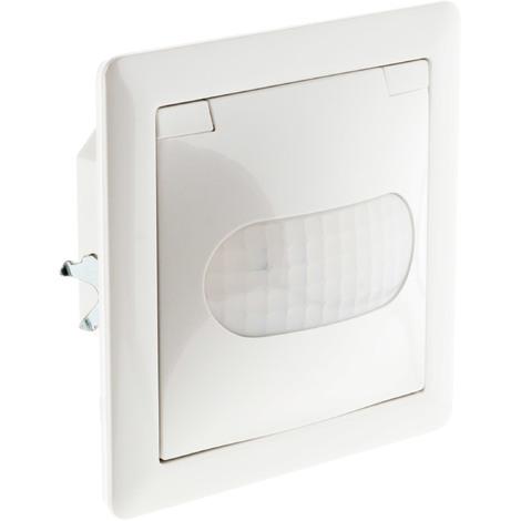 Appareillage interrupteur automatique Blanc - Clarys