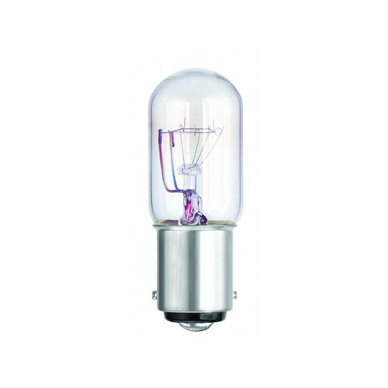 Image of 15w Incandescent Microwave/Fridge Appliance Bulb B15/SBC Very Warm White - BL02400 - Bell