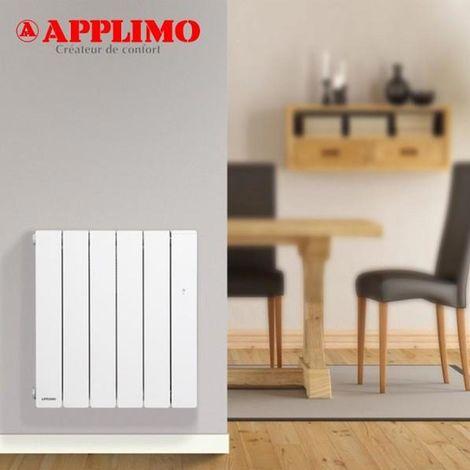 applimo 14307se | applimo 14307se - radiateur inertie fluide applimo novafluid smart ecocontrol 2000w