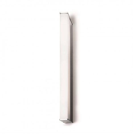 Applique 14W Toilet Q, aluminium et acrylique, 58 cm