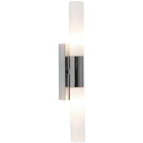 Applique à LED, hauteur du verre 39 cm, MARINES