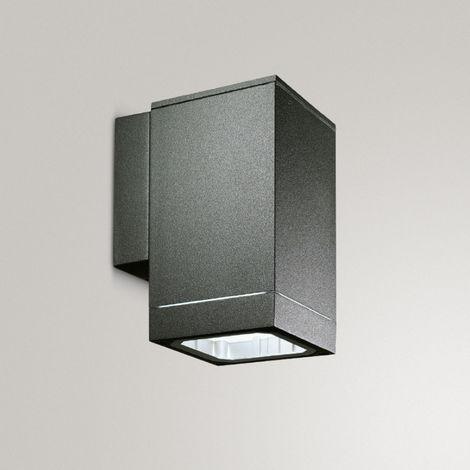 LED Lampada da PARETE MURO LAMPADA ESTERNO LAMPADA LAMPADE ESTERNO PARETE MONDO IN ACCIAIO INOX Anouk