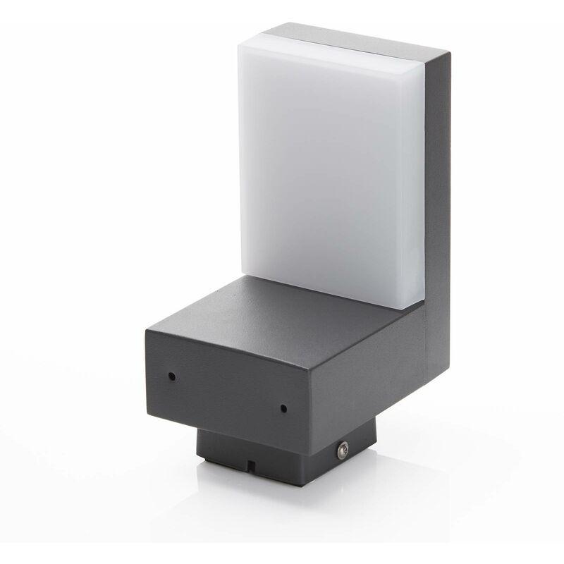 Applique da esterni LED Dionys grigio scuro - LINDBY
