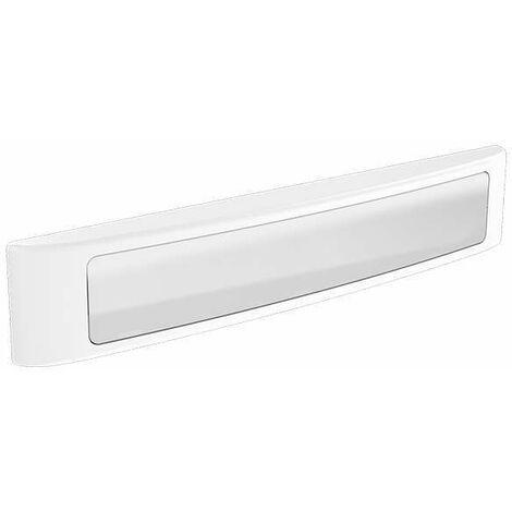 Applique de salle de bain VERNOSC L'EBENOÏD - Avec interrupteur - Blanc