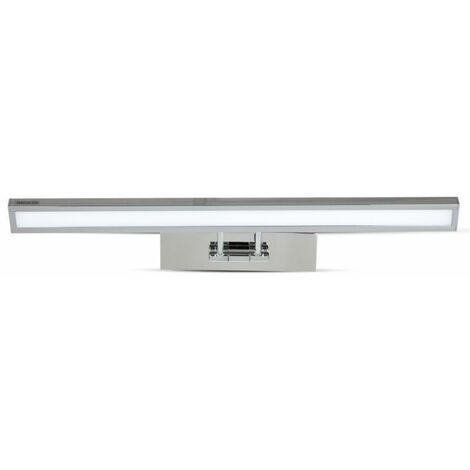 Applique De Tableau 45cm LED 8W Chrome Vt-7009ch