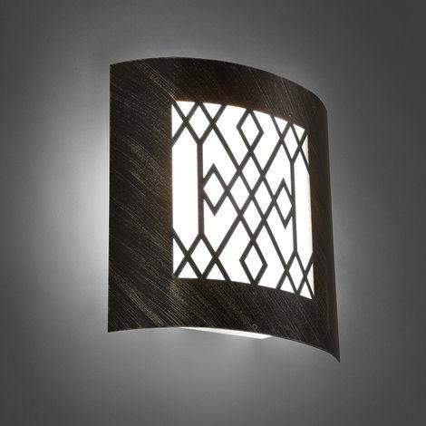 Applique d'extérieur Moderne brun rouille IP44 - Emmerald Classic Qazqa Rustique Luminaire exterieur IP44