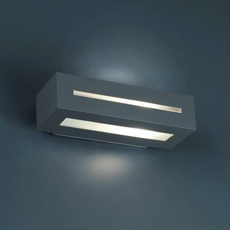 applique ext rieure design faro natron gris anthracite. Black Bedroom Furniture Sets. Home Design Ideas
